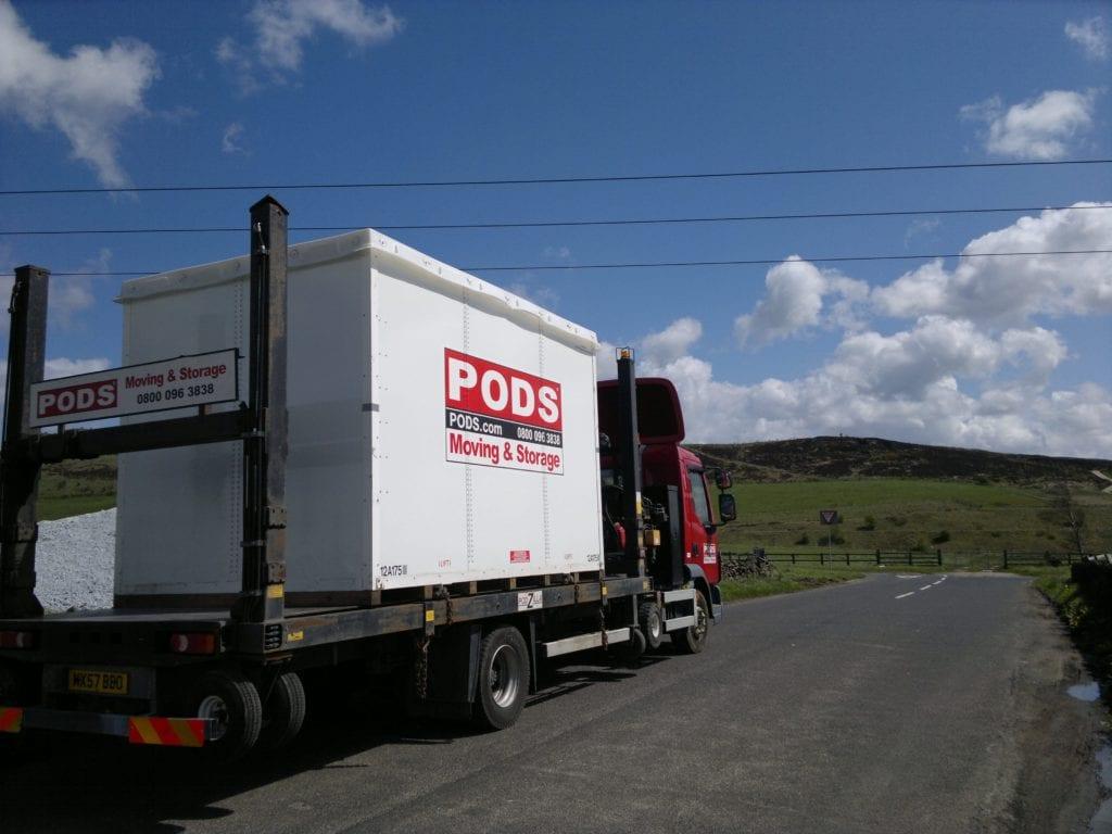 PODS Truck