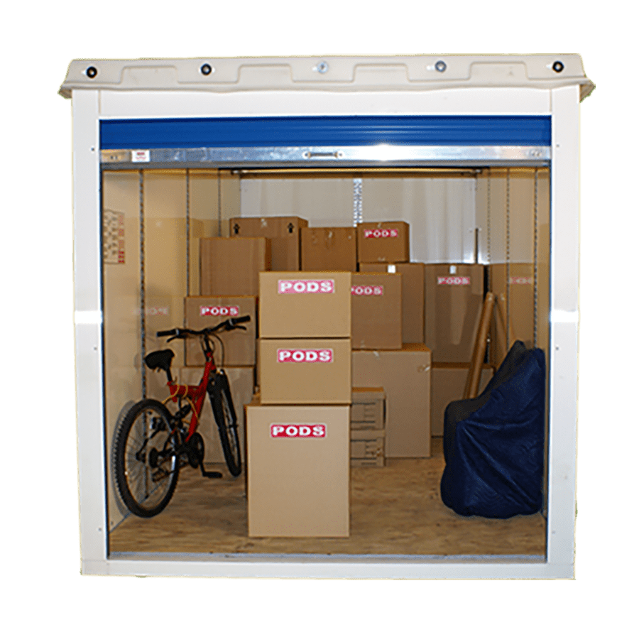 Pods More Than Just Self Storage Containers For Hire Pods