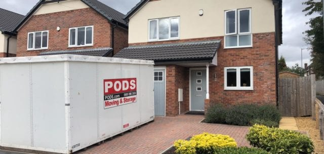 PODS Containers | Storage Solutions