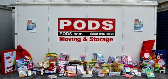 PODS for Charity