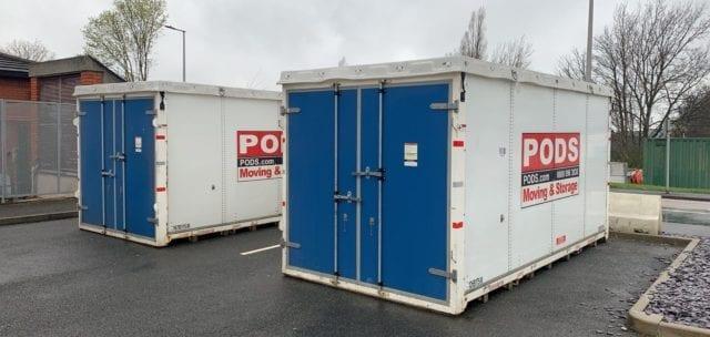 PODS Onsite Storage